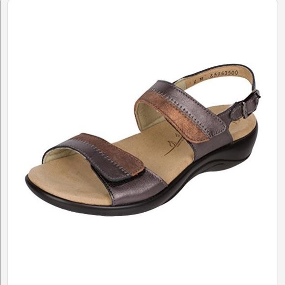 SAS Women's Nudu Sandal, Dusk, size 8.5